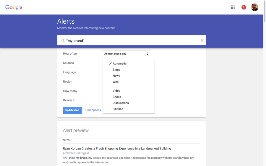 How to Set Up Google Alerts and Go Even Further