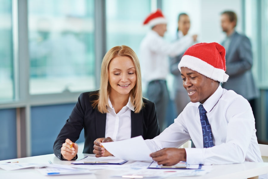 Keep Employees Motivated During the Holiday Season