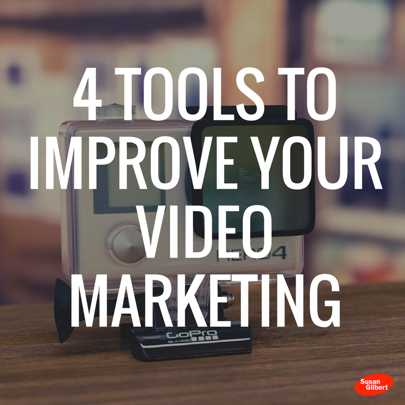 Improve Your Content with 4 Video Marketing Tools