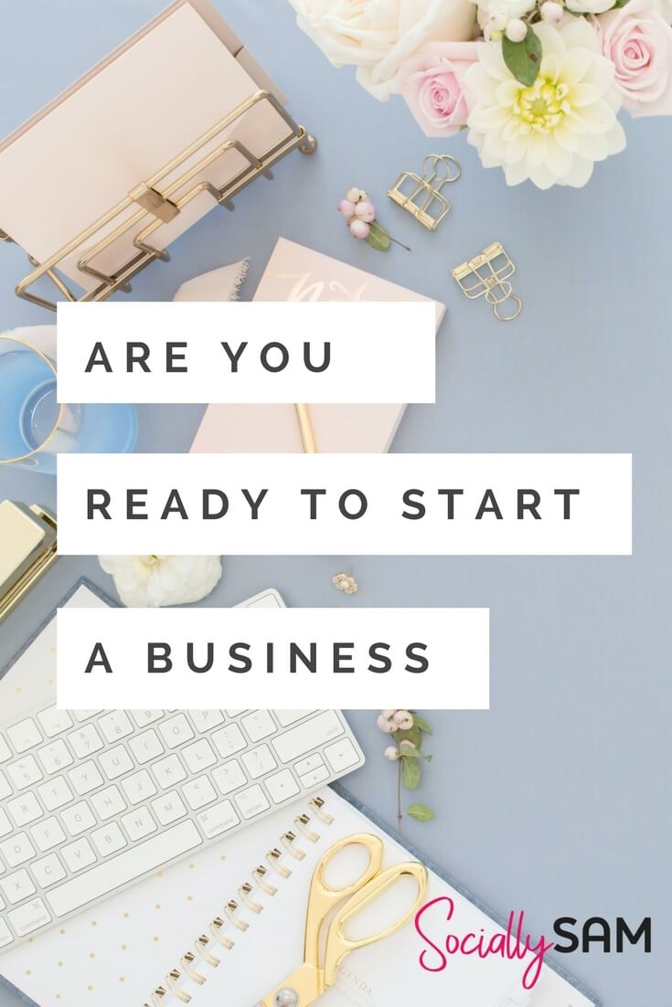 Are You Ready To Start A Business?