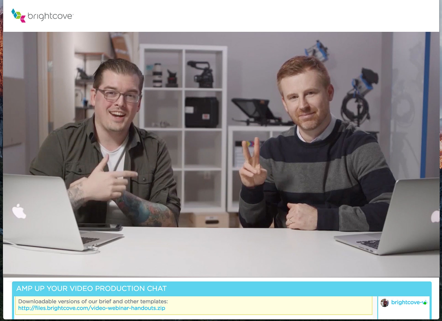 How We Did It: Amp Up Your Video Production Webinar