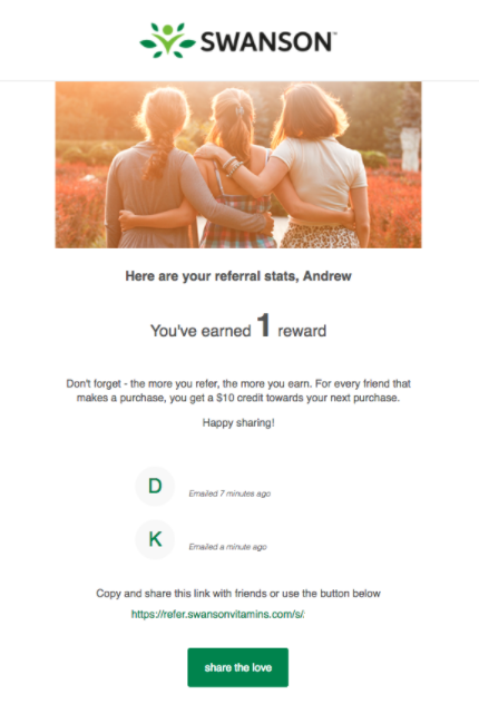 "How to Gamify Referral with the ""Scoreboard Email"""
