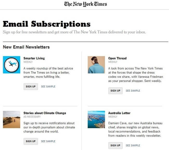 Newsletter Creation: A Step-By-Step Guide