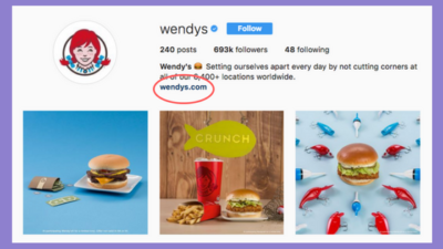6 Clever Ways to Use Links in Your Instagram Bio