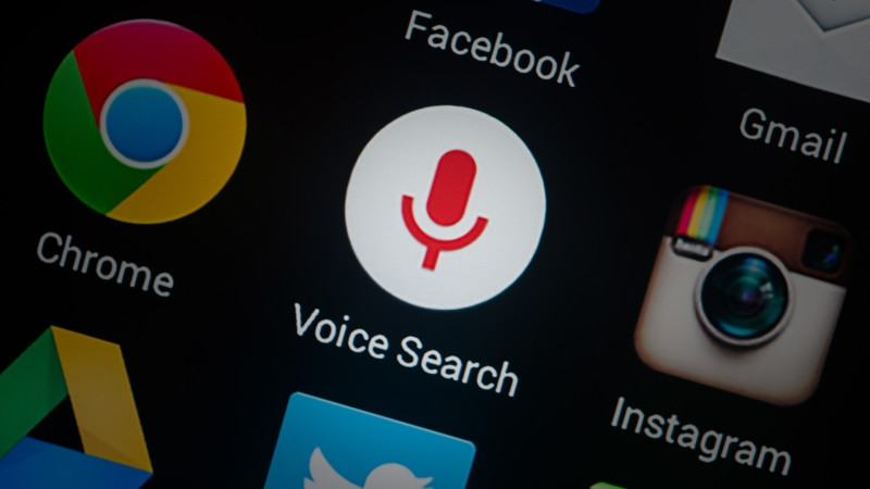 Optimize for voice search by keeping it short and to the point