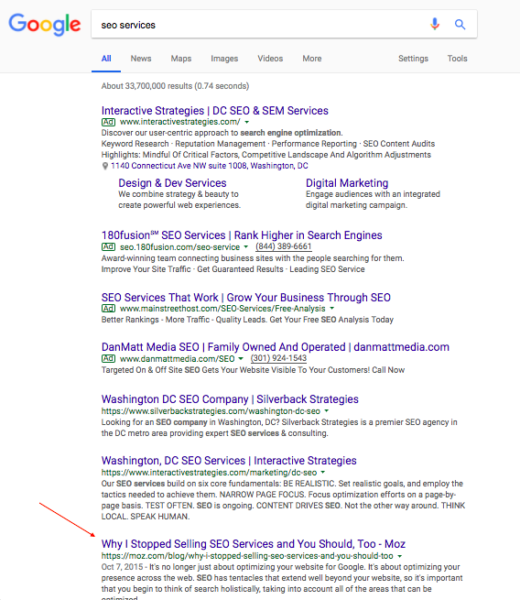 How to Combine Paid Search With Your SEO Services to Achieve Marketing Success