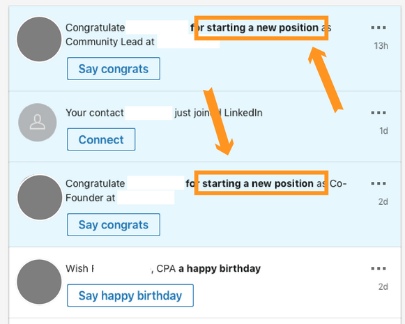 How to Find a Prospect that Changed Jobs Using LinkedIn (Step by Step)