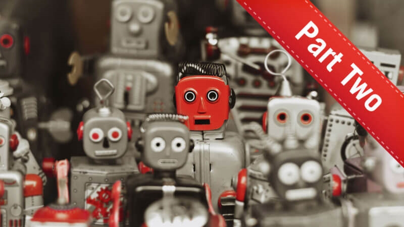 The ultimate guide to bot herding and spider wrangling — Part Two