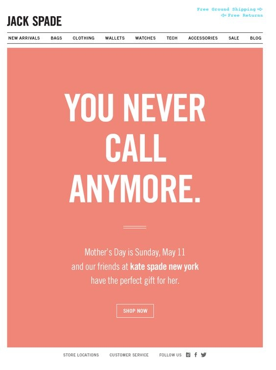 The Best Mother's Day Email Campaigns