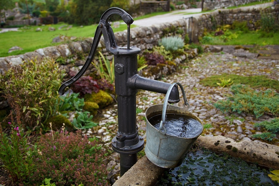 This Is Why Digging A Well Will Make You More Money Than Buying A Faucet