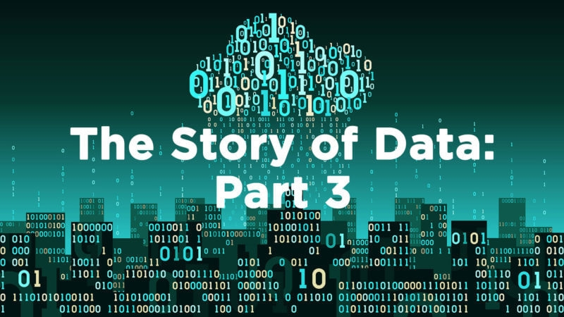The story of data, Part 3: Who owns it?