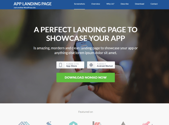 3 Free Landing Page Themes for Your Startup