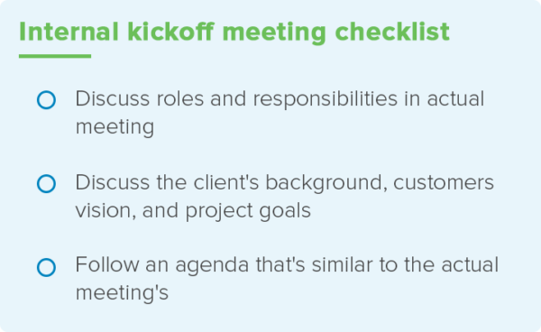 How to Run Exceptionally Effective Project Kickoff Meetings