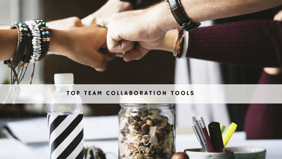 Top Team Collaboration Tools header