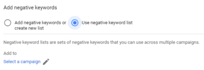 The Definitive Guide to Negative Keywords in 2018