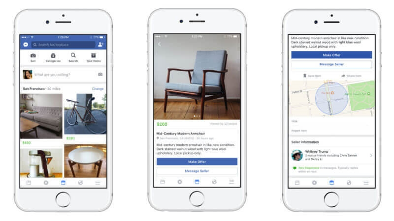 Finally! The 800 million ways Facebook gets serious about local business