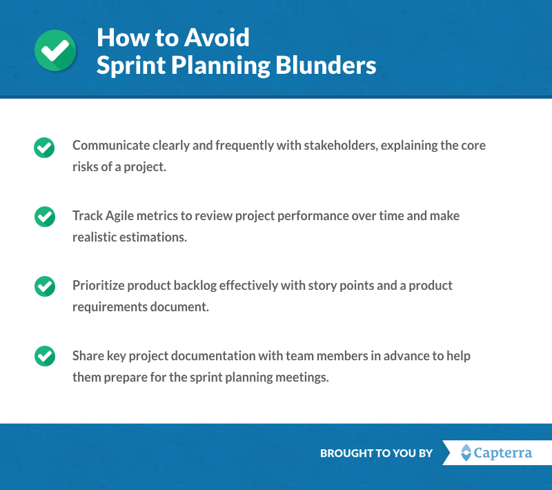 3 Sprint Planning Blunders That Kill Employee Productivity