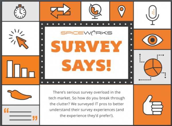 Spiceworks infographic