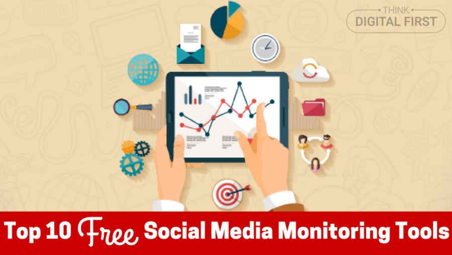 Top 10 Free Social Media Monitoring Tools