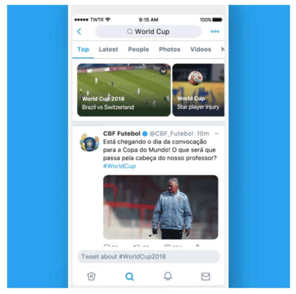 Twitter announces changes to improve users' experiences