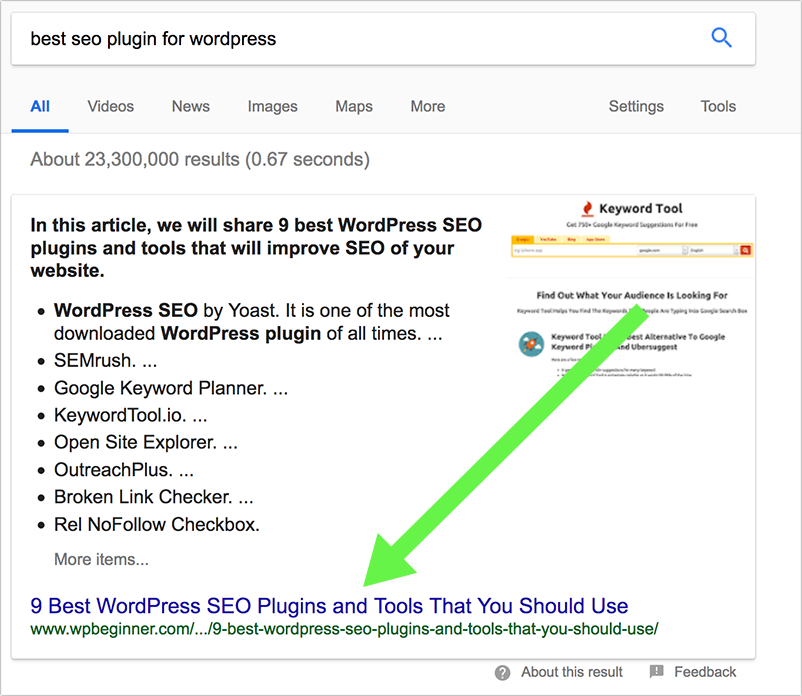 The Evolution and Expansion of Google's Featured Snippets
