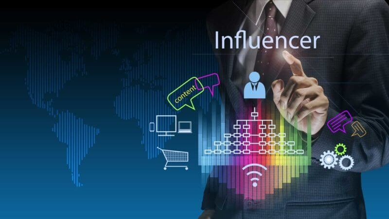 Activating B2B influencers across earned, owned, shared  and  paid media
