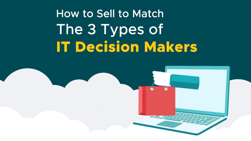 how to connect with decision makers