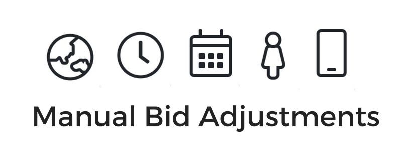 There is no reason to manage bids manually