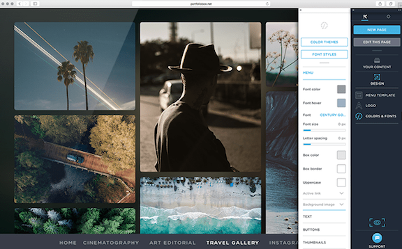 Create An Online Portfolio With These 4 Website Tools