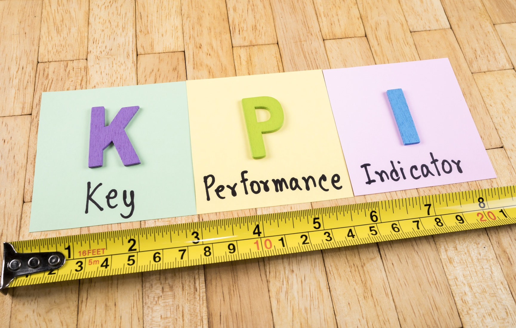 How Do Successful Organizations Pick  and  Track KPIs