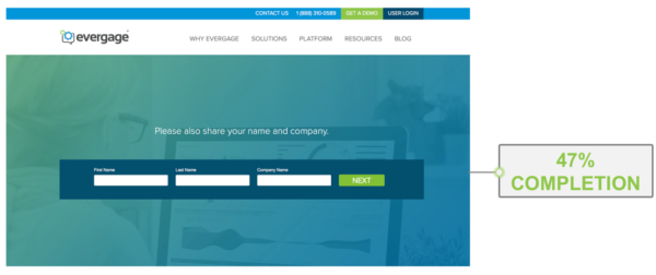 How We Significantly Improved the Conversion Rate of Our Demo Request Lead Form