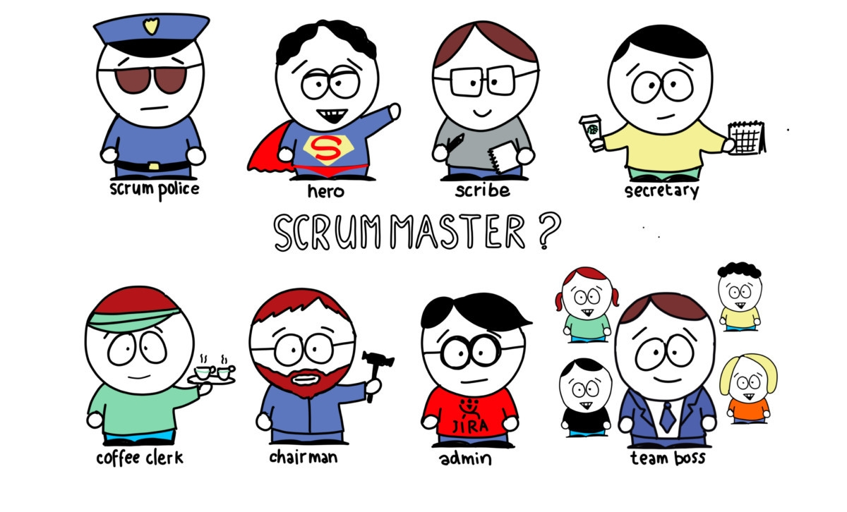 Master, UP Your Scrum!