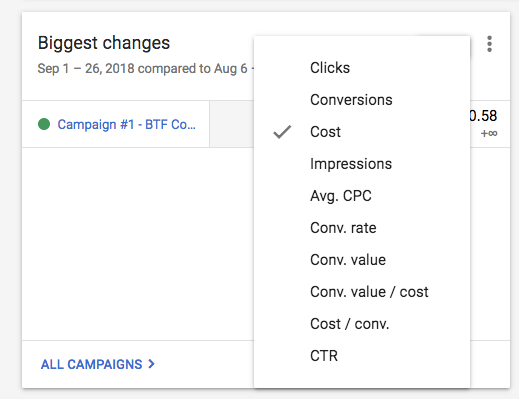 Tips for using the new Google Ads interface