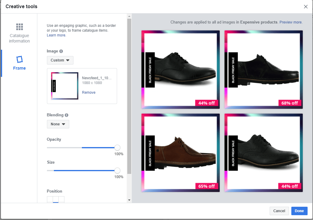 How to Make Your Facebook Dynamic Ads Stand Out With Creative Templates