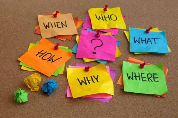 What Are Your Key Business Questions?