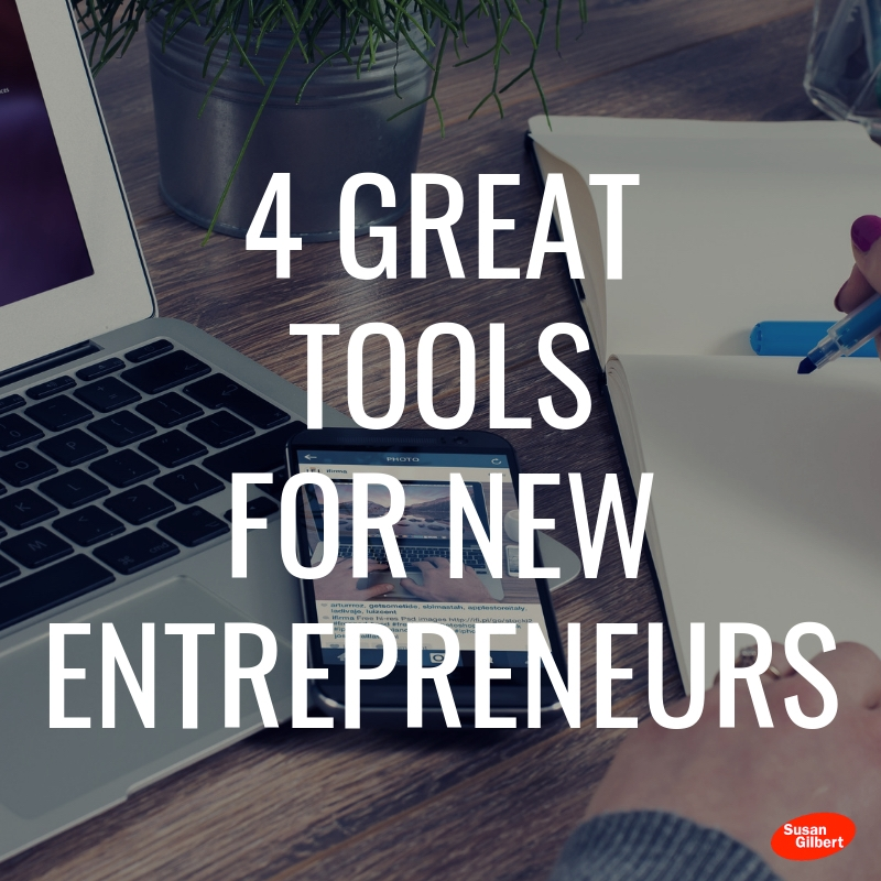 Use These Four Tools For Budding New Entrepreneurs