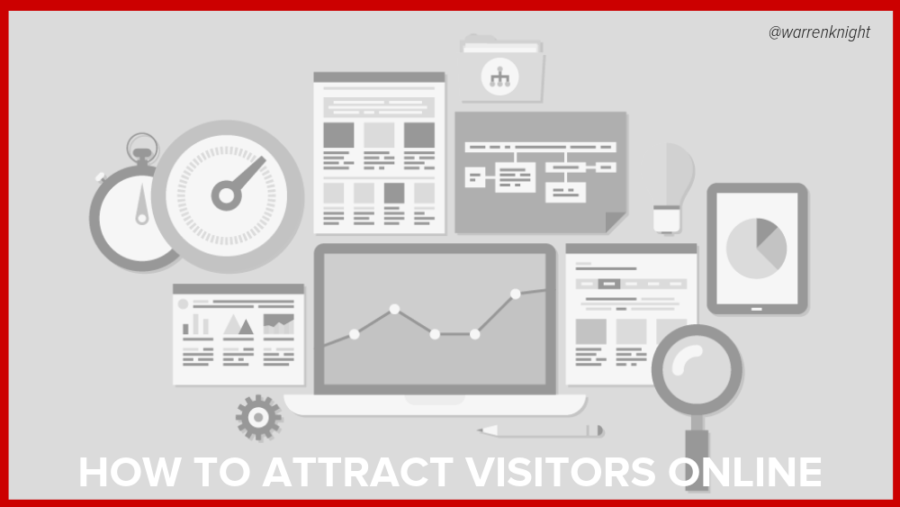 How-To Attract Online Visitors and Generate New Leads