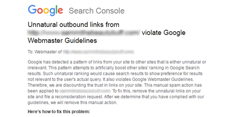 SEO Mistakes that Will Put You on Google's Naughty List