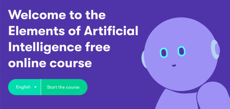 Teach yourself about machine learning and artificial intelligence
