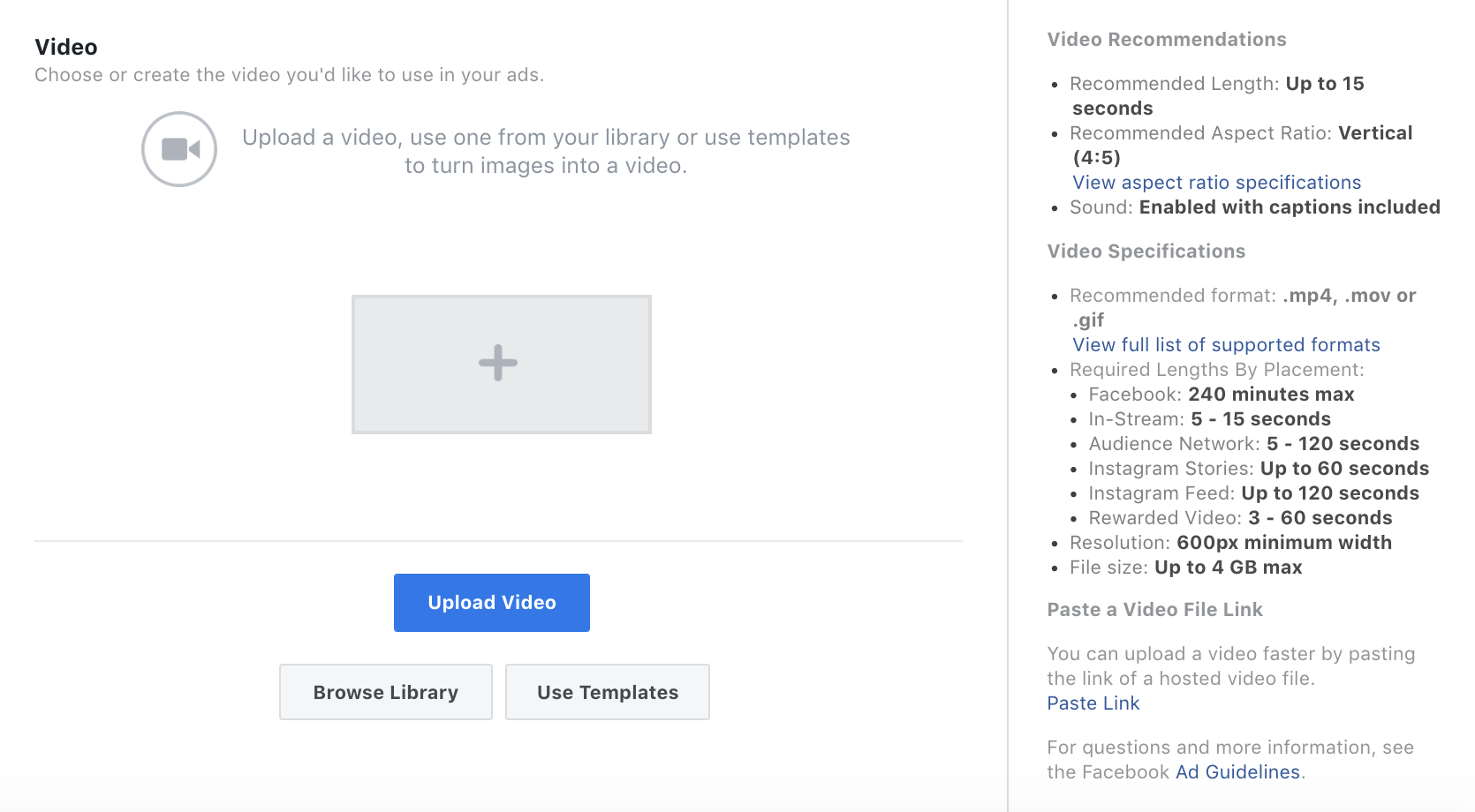 How to Create a Facebook Video Ad that Converts