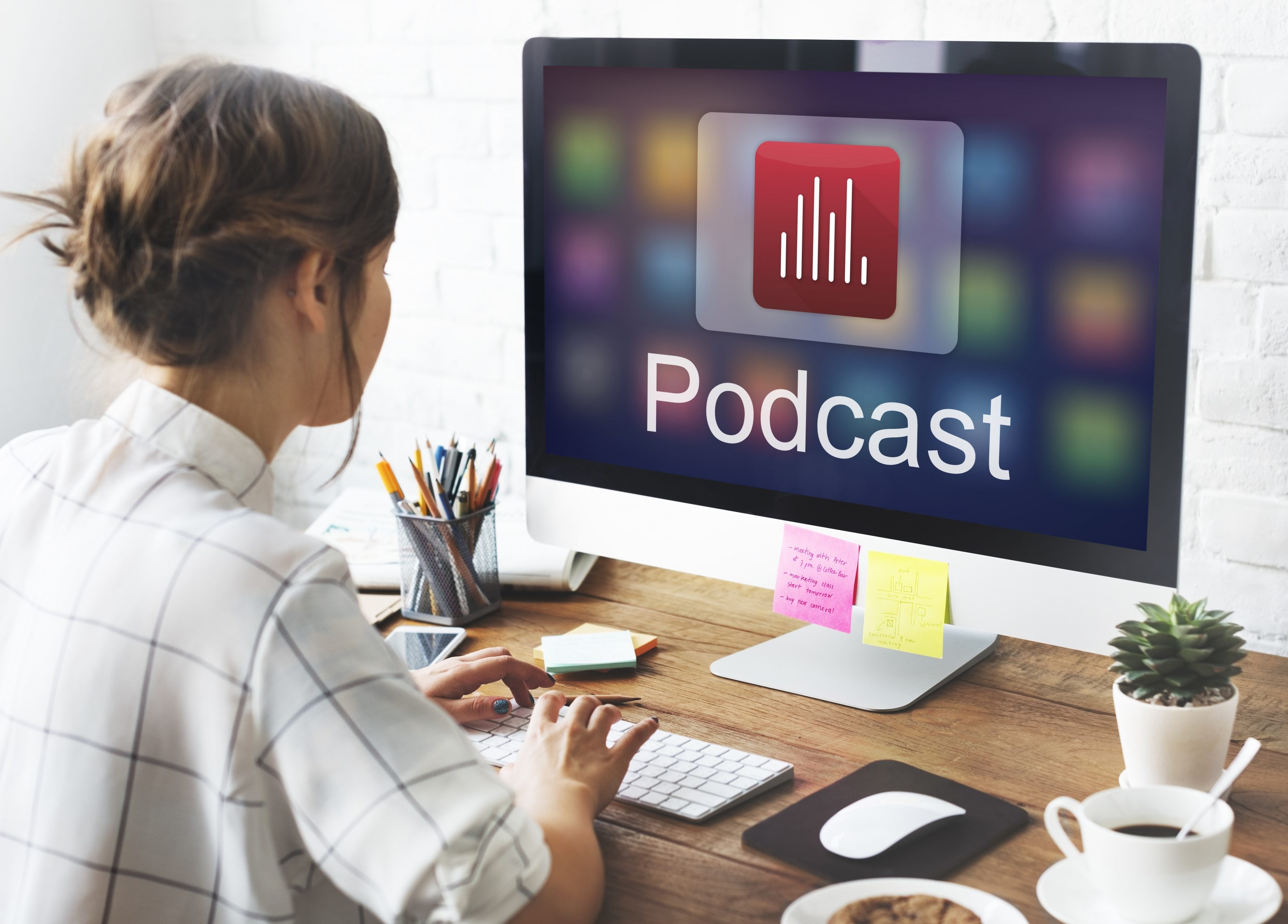 Listen Up: 4 Reasons To Make Podcasts Part Of Your Digital Marketing Strategy