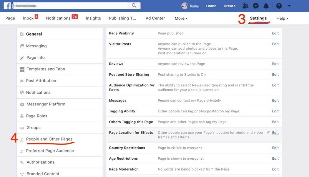 search facebook likes