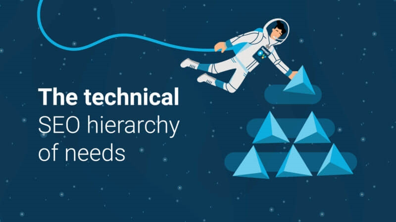 The technical SEO hierarchy of needs