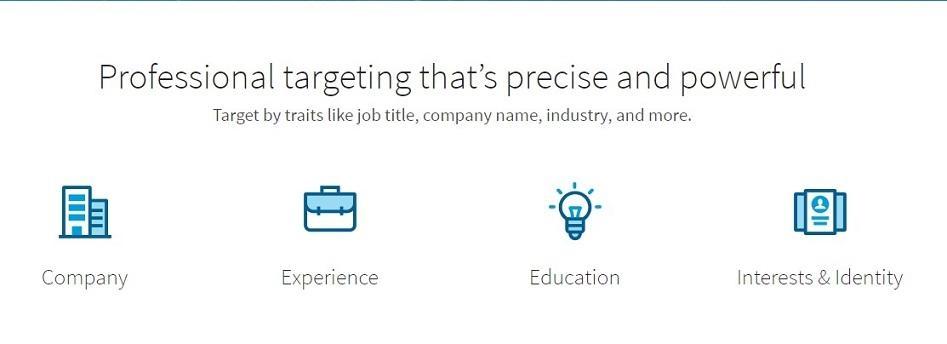 LinkedIn Advertising Cheatsheet