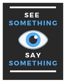 See Something – Say Something