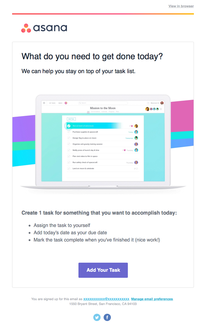 10 Persuasive B2B Email Marketing Examples