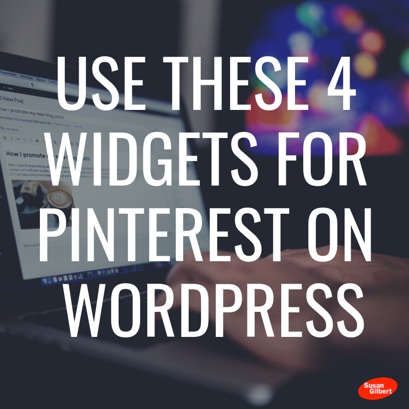 Use These 4 Widgets for Pinterest on WordPress