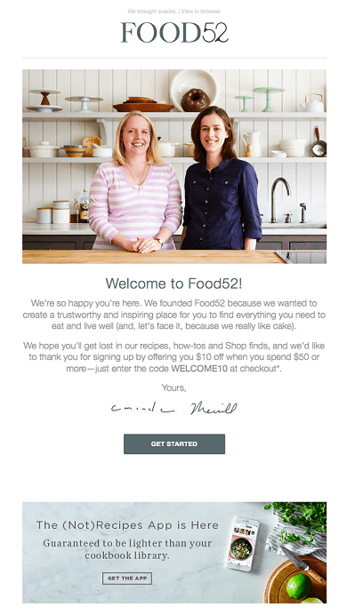 3 Must-Have Emails for a Winning Welcome Sequence