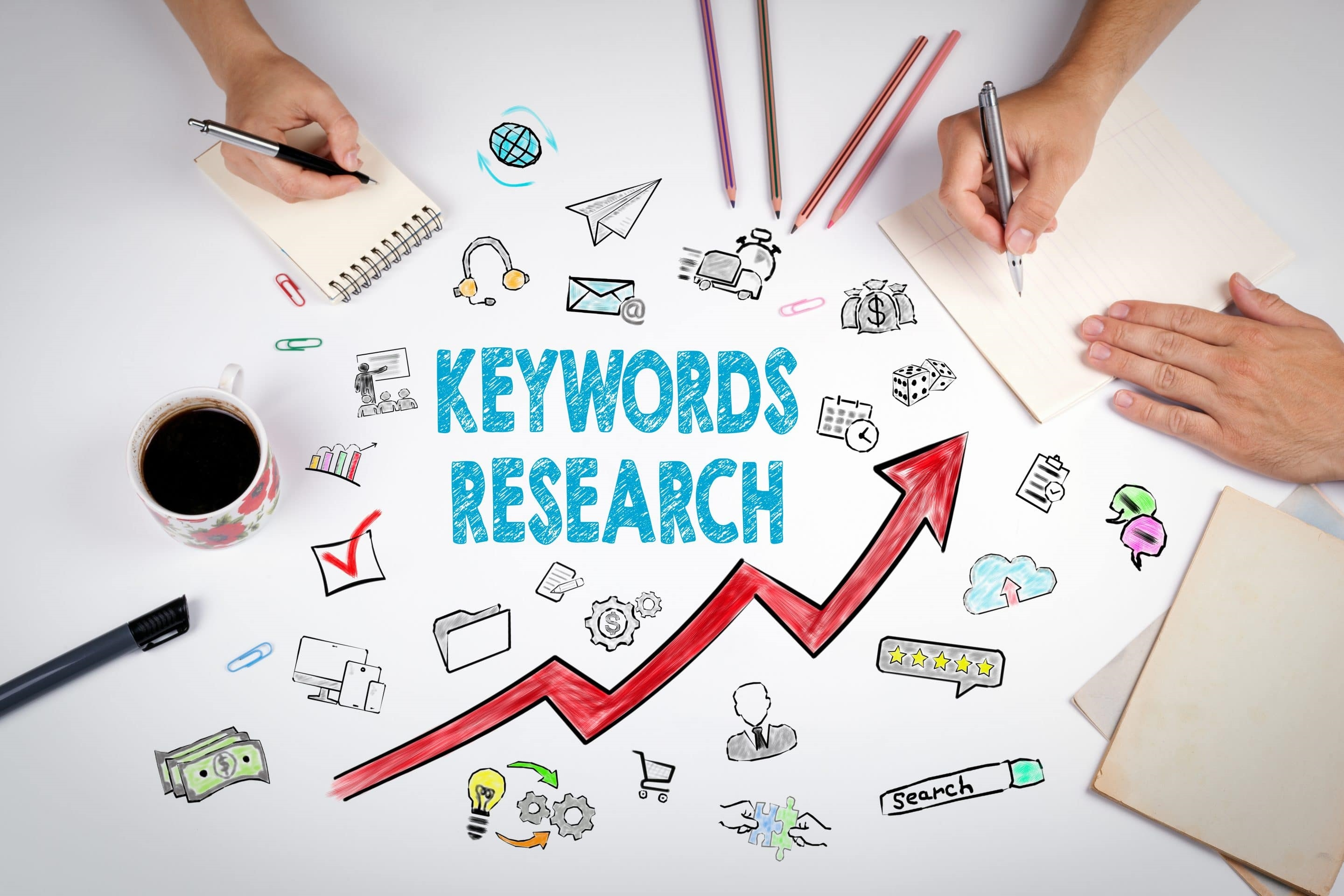 Keywords  and  Your Digital Marketing Strategy: What Do You Need to Know?