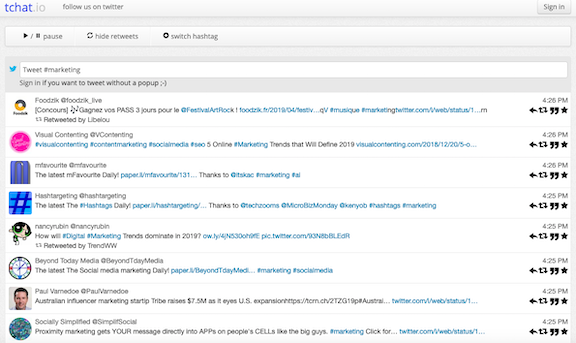 Twitter Chat Tools That Will Increase Your Following